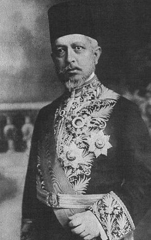 Sadrazam Said Halim Paşa