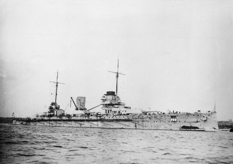 Goeben (Yavuz) 1914